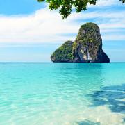 Südthailand Meer