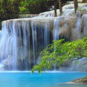 Kanchanaburi_Erawan_Waterfall