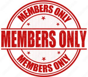 Mitgliederbereich