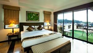Phuket 4* Resort Deluxe Zimmer