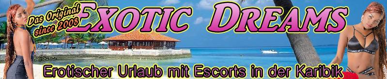 Singleurlaub mit Escorts in der Karibik. Exotic-Dreams.org