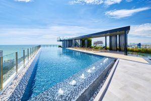 Apartment The Base in Pattaya