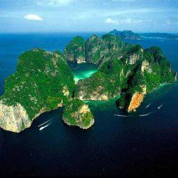 Insel Ko Phi Phi bei Phuket