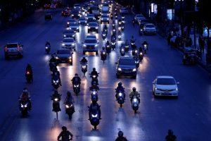 Bangkok-Straße-Corona