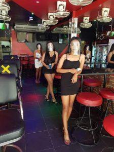 Bangkok Bar zu Corona-Zeiten