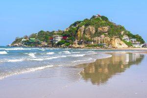 Khao Ta Kiab - mit Strand
