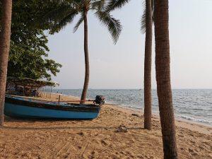 Jomtien Beach Corona Zeiten