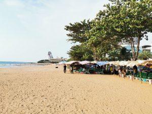 Pattaya Beach Corona